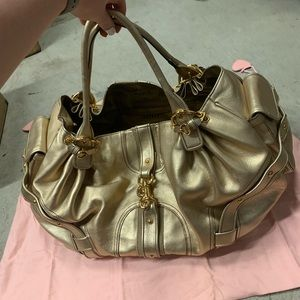Juicy Couture overnight bag